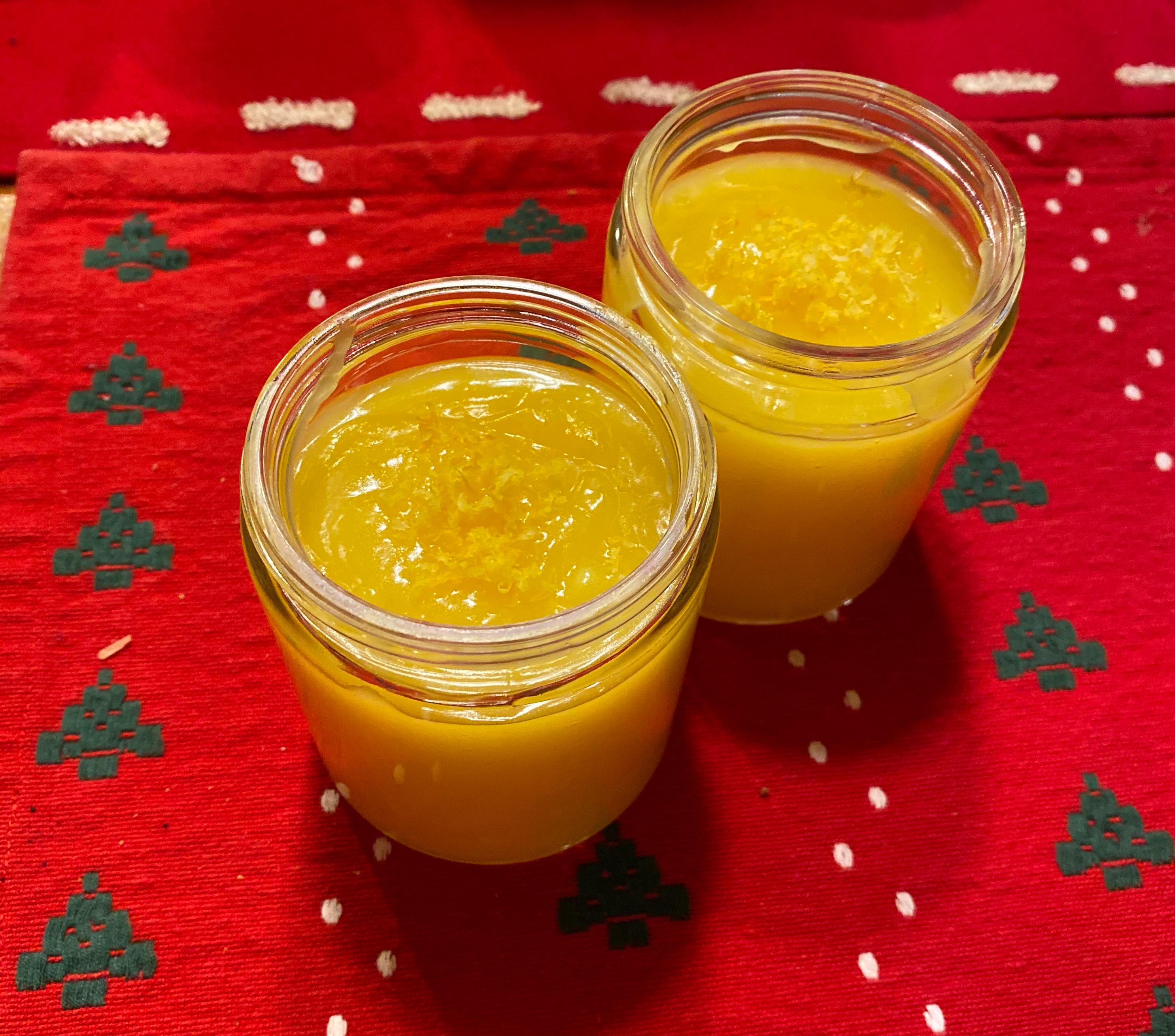 Lemon curd maa great holiday gift