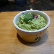 Fresh Guacamole at Home