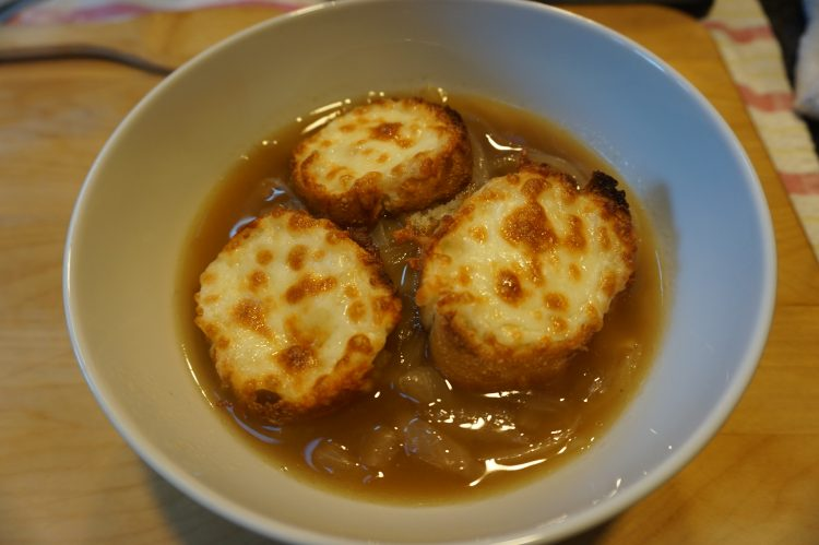 French Onion Soup is a classic french dish that is easy to make at home.