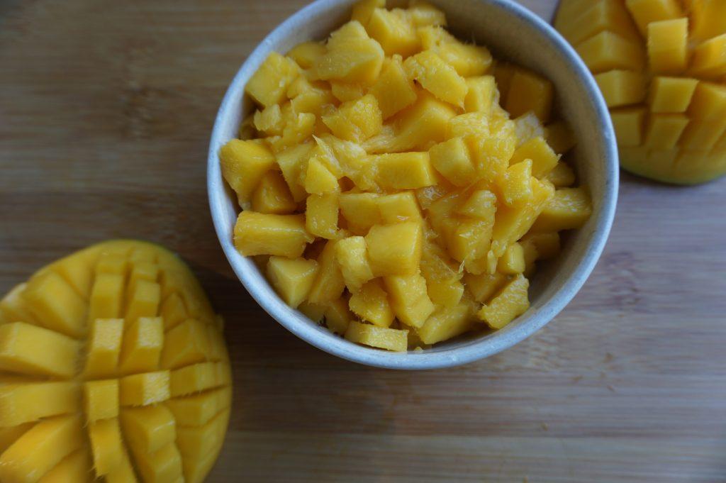 Learn how to easily cut a mango.