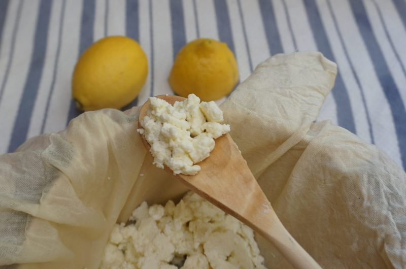 How to Make Homemade Ricotta