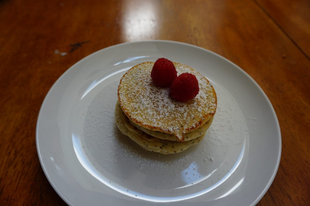 Lemon ricotta pancakes will be your next family favorite!