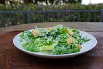 Make this Caesar salad at home.