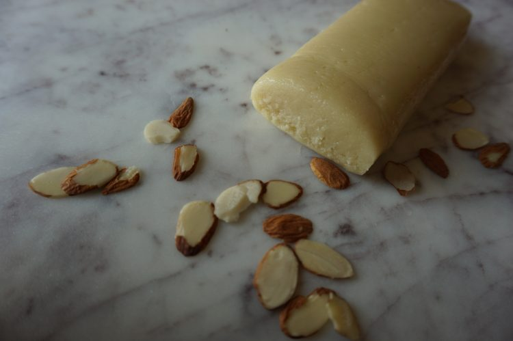 This marzipan recipe is ready for the holiday season.